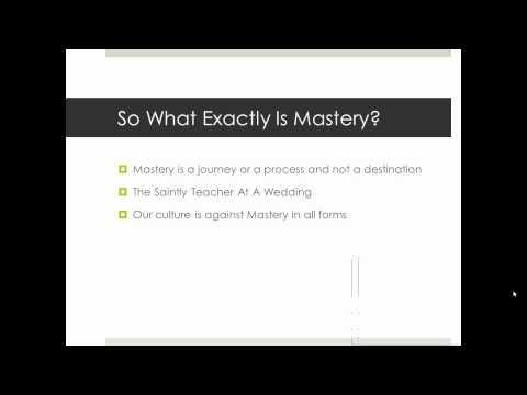 The Mastery Webinar Harlan Kilstein George Leonard Personal Growth