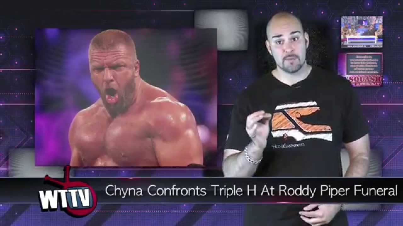 triple h dating chyna Triple h dated chyna in the past, but they broke up in january, 2001 triple h dated chyna for 49 years triple h is currently married to stephanie mcmahon.