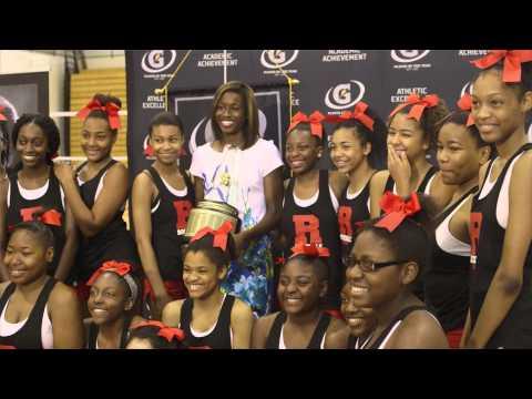 Candace Hill: 2014-2015 Gatorade Girls National Track Athlete of the Year