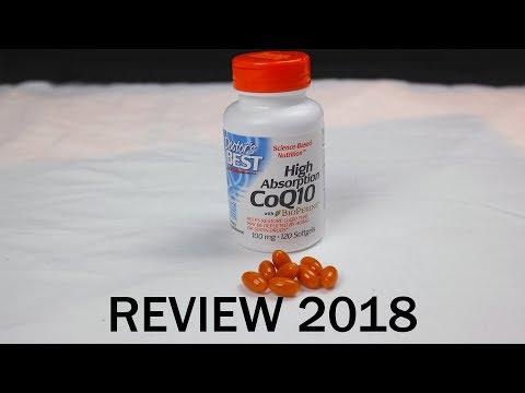 Doctors Best CoQ10 Review 2018