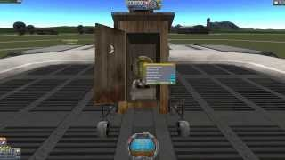 Kerbal Space Program - Outhouse Command Module [PART MOD]