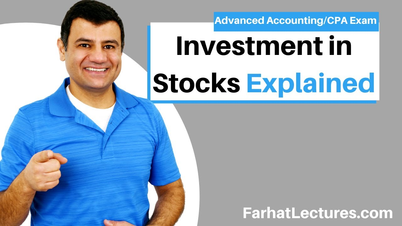 advance accounting the equity method of For more videos like this go to wwwpatrickleemsacom join robinhood and we'll both get a share of stock like apple, ford, or sprint for free to do so, mak.