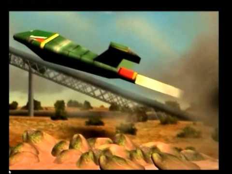 V Is For Volcano Thunderbirds: Operatio...