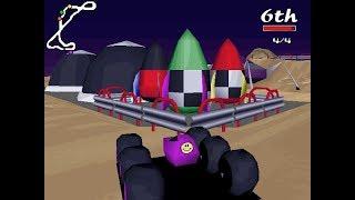 ADG Episode 236 - Big Red Racing (Game Dungeon Vid)