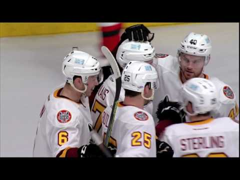 Game Highlights March 26 Chicago Wolves at Charlotte Checkers