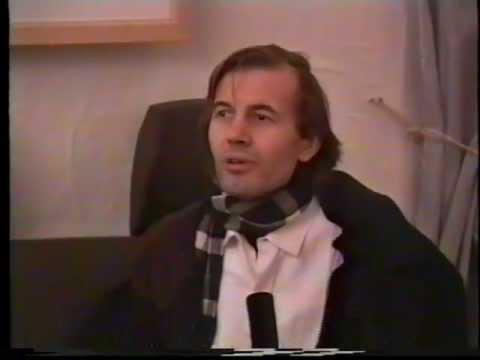 """Виктор Тузов. Выставка """"Софийные числа"""". 1994 г."""