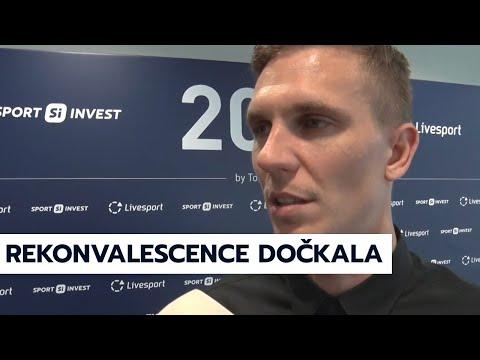 Bořek Dočkal: rekonvalescence operované nohy jde podle plánu