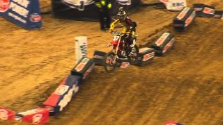Supercross LIVE! 2014 - 2 Minutes on the Track - 250 Second Practice in Arlington