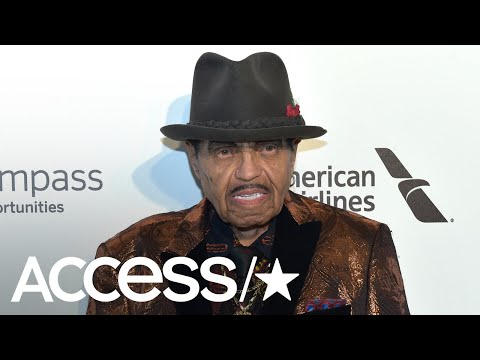 Michael Jackson's Father Joe Jackson Reportedly Hospitalized With Terminal Cancer   Access