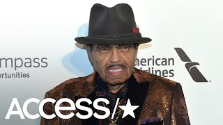 Michael Jackson's Father Joe Jackson Reportedly Hospitalized With Terminal Cancer | Access