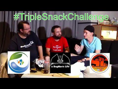 #TripleSnackChallange
