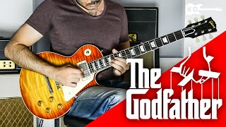Slash - The Godfather Theme - Electric Guitar Cover by Kfir Ochaion