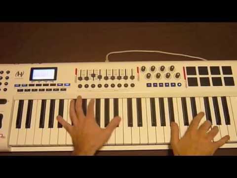 Calvin Harris - Blame Ft. John Newman (Tuto Piano)