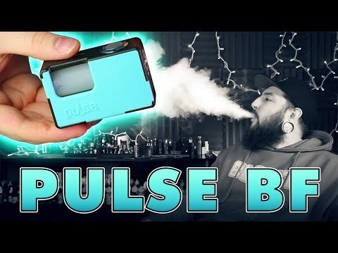 Vandy Vape Pulse BF Mod - THE HYPE IS REAL!
