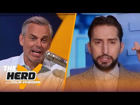 Zion is unstoppable, Nick talks Mac Jones' draft value & Aaron Rodgers hosting Jeopardy   THE HERD