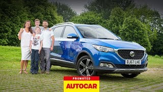 Promoted: Our MG ZS weekend | Autocar