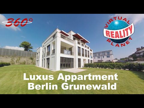 [360° Video] Real Estate Grunewald Berlin
