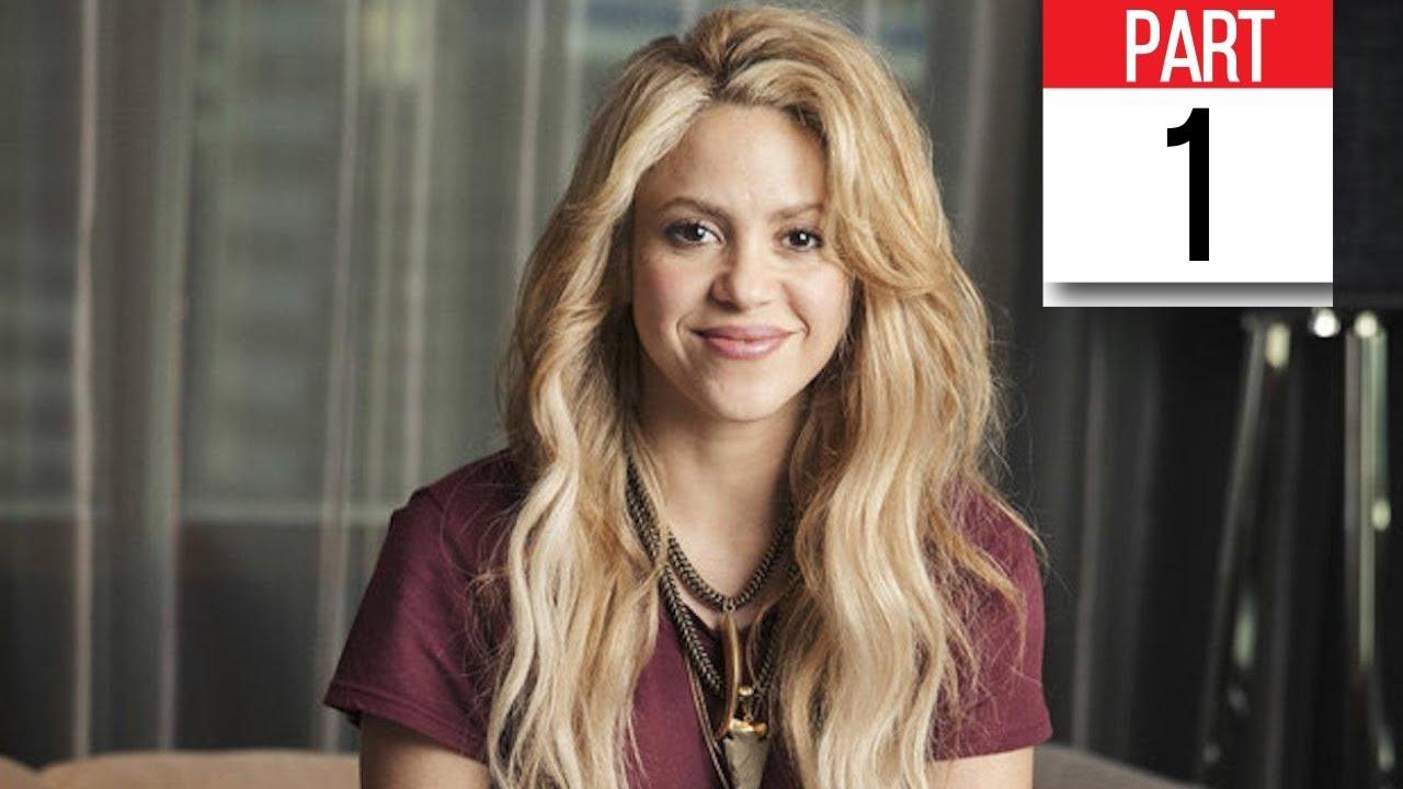 Is a cute Shakira naked (22 photos), Paparazzi