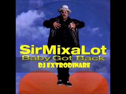 DJ Extrodinare-Baby Got Back (Arch In Ya Back) 2k13