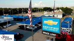 Welcome to Bruce Lowrie Chevrolet in Fort Worth Texas