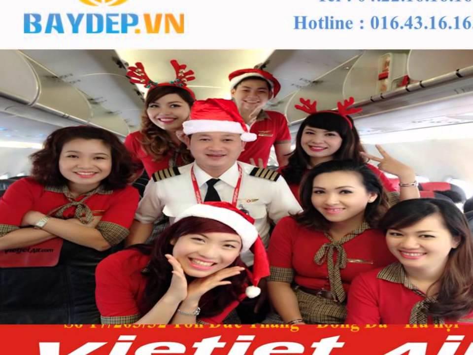 Phú Yên: đại lý vé  máy bay Vietjet air uỷ quyền ở Phú Yên, vé giá rẻ