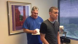 Austin Texas Veteran's Life Changing Experience With Houston Chiropractor Dr Johnson's TX