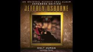 Jeffrey Osborne: Only Human 2012 CD Reissue