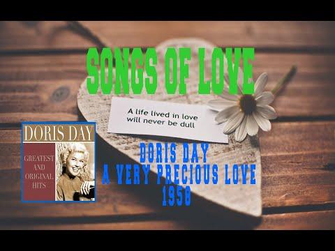 DORIS DAY - A VERY PRECIOUS LOVE