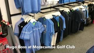 Hugo Boss Spring/Summer 2017 Clothing At Morecambe Golf Club