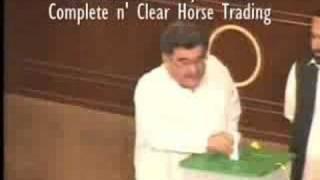 President of Pakistan Asif Ali Zardari Election Rigging