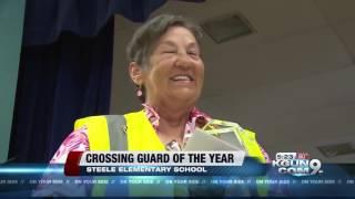 AAA Names Top Crossing Guard