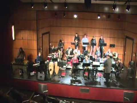 Dreamsville by Henry Mancini  SRJC Day Jazz