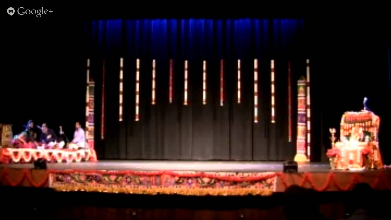 Dhweeja Arangetram 2013 Live Youtube