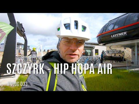 Szczyrk - nowa trasa rowerowa Hip Hopa Air otwarta