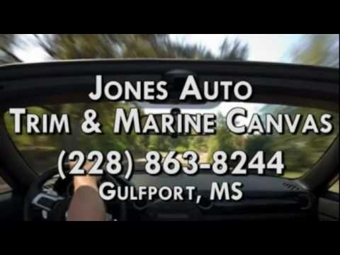 Auto Upholsterer, Boat Upholstery in Gulfport MS 39501