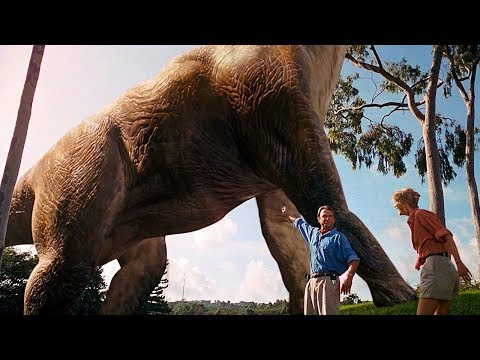Welcome to Jurassic Park Scene - Jurassic Park (1993) Movie Clip HD