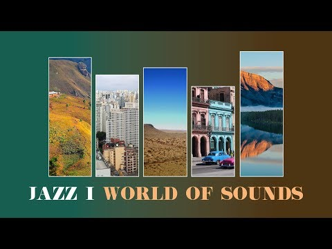 McGill Jazz Orchestra I: World of Sounds