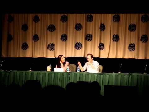 Erica Cerra and Neil Grayston: Doomsday weapons Eureka