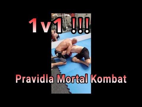 Live Stream : Ukázka Fightu ! Drzý Čert v akci ! Pravidla Mortal Kombat ! // Jak jde příprava atd.