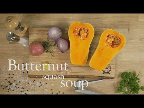 Slimming World Butternut Squash Soup