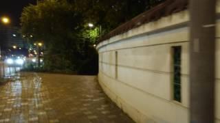 Sony Xperia XZ premium video sample low light (4K UHD Direct mobile upload)