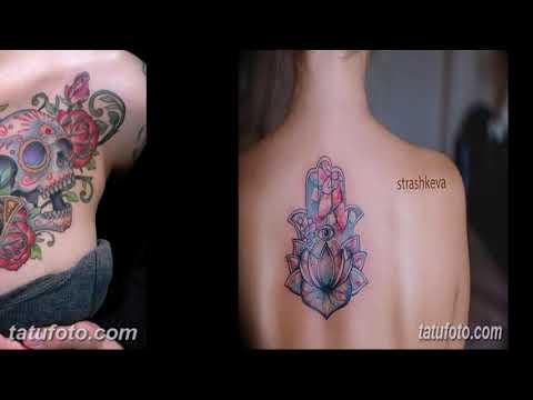Фото тату хамса - коллекция примеров рисунков готовых тату