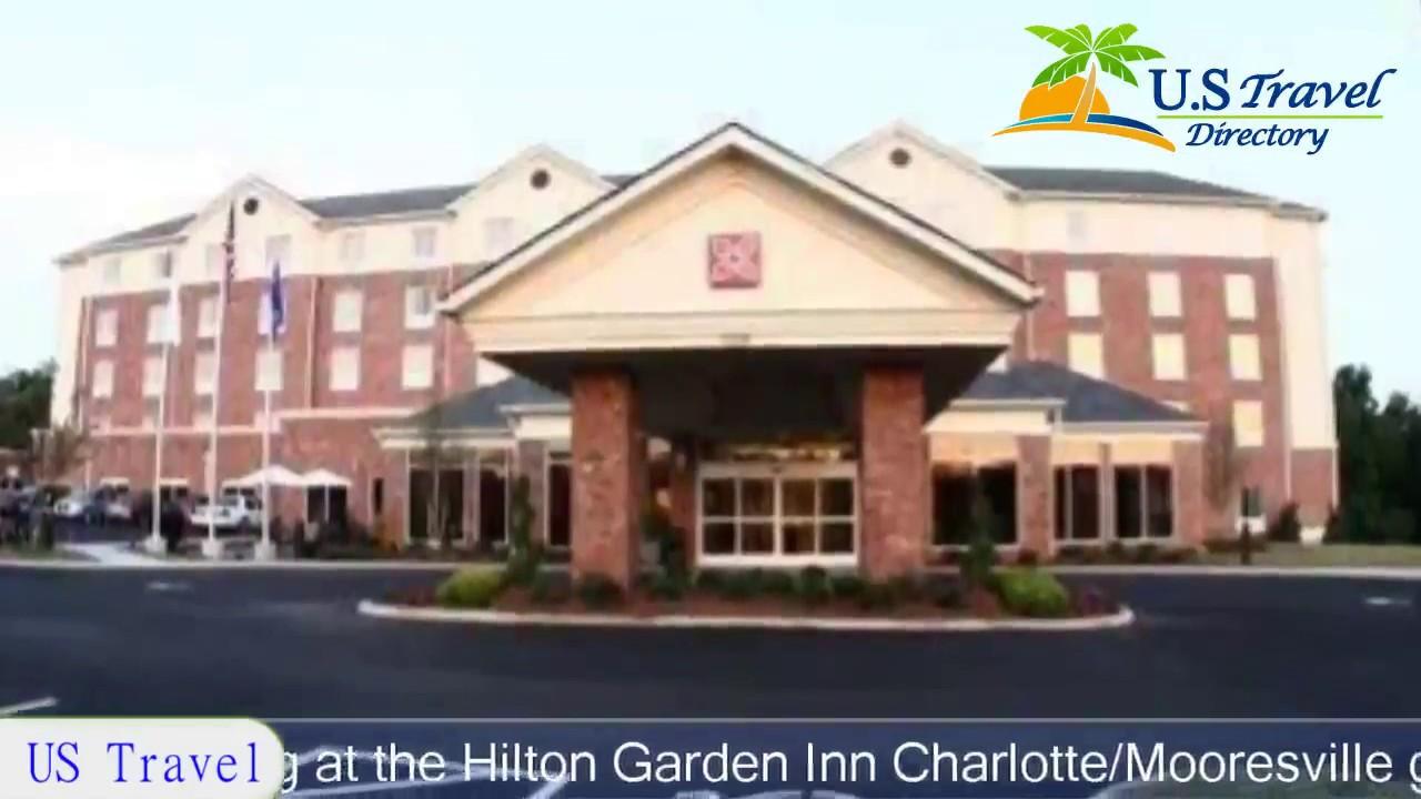 Hilton Garden Inn Charlotte Mooresville Mooresville Hotels North Carolina Youtube