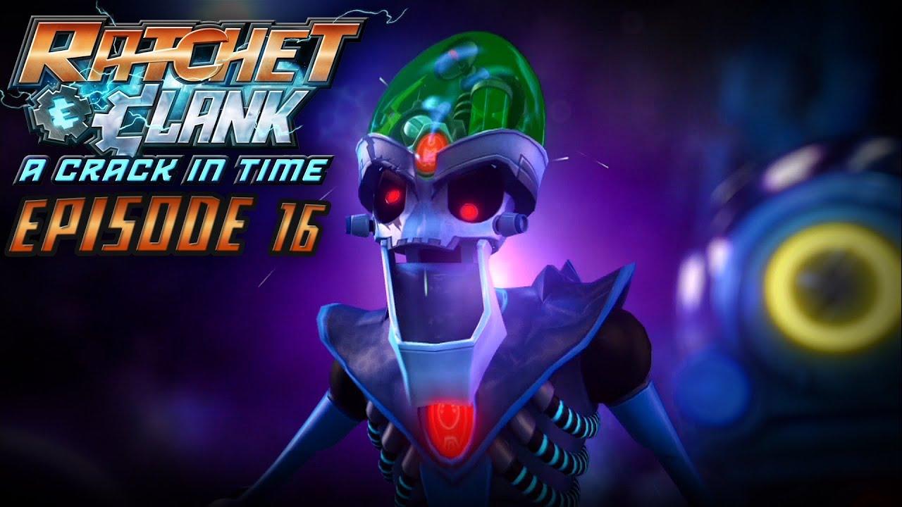 Ratchet Clank A Crack In Time Walkthrough Dr