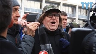 Where Has Michael Moore Been On Flint Crisis?