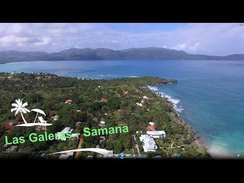 Las Galeras, Samana, Most beautiful beach on earth: Playa Rincon