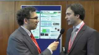 Interview with Lorenzo Iacobelli from the SPECTRA project at the Celtic-Plus Event 2015