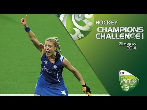 Scotland v India (7th/8th Play-off) - Women's Champions Challenge I