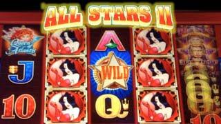 WICKED WINNINGS - ALL STARS II VIP | Big Win! Aristocrat - Slot Machine Bonus