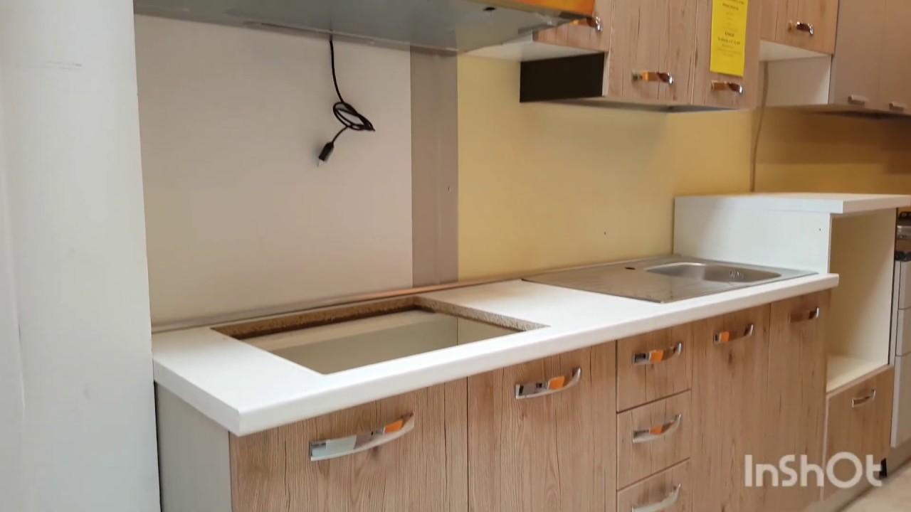 Cucina Componibile Wengè | Cucine Moderne Usate Idee Di Design Per ...